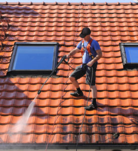 Roof Cleaning Dawsonville ga