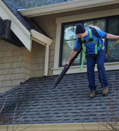gutter cleaning services in Johns Creek Ga