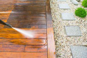 deck wash