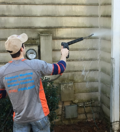 pressure washing in cumming ga