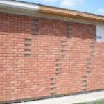Brick house wash