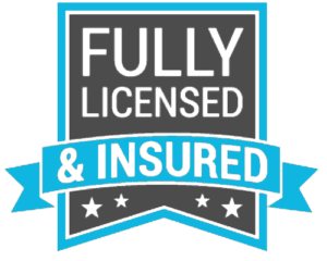 Fully Licensed and Insured